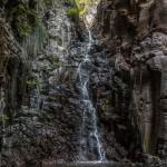 Wasserfall im Barranco de Arure
