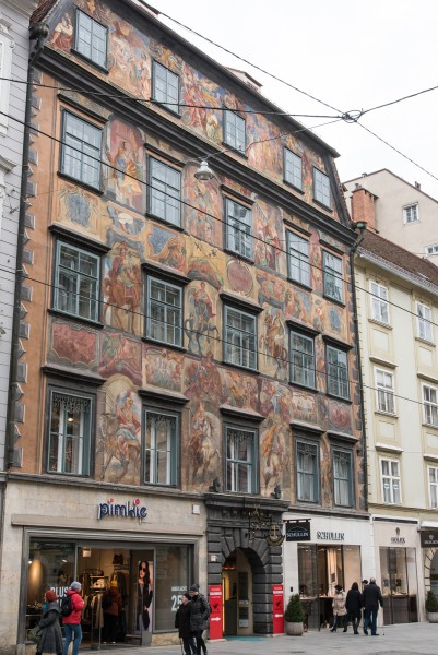 Haus in der Herrengasse