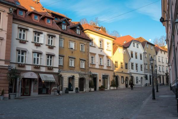 Gorni trg (Bergmarkt)