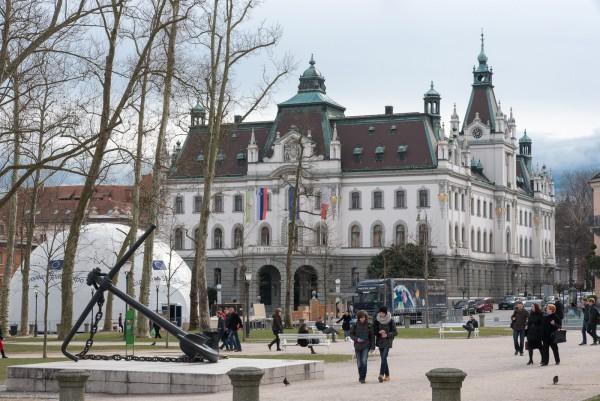 Universität von Ljubljana