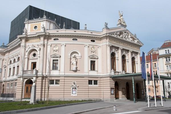 Oper in Ljubljana