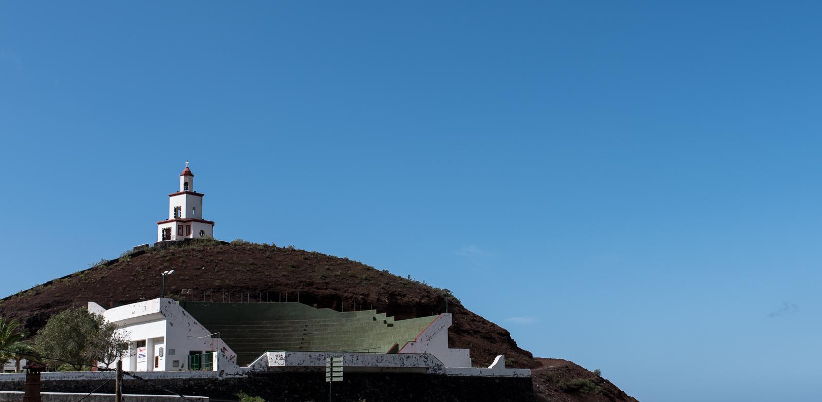 Ermita de la Candelaria in La Frontera