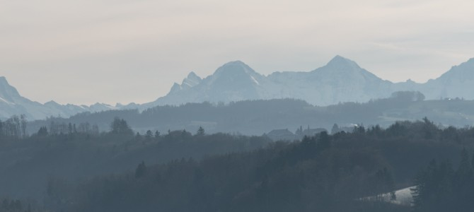 Zwei Tage Schweiz