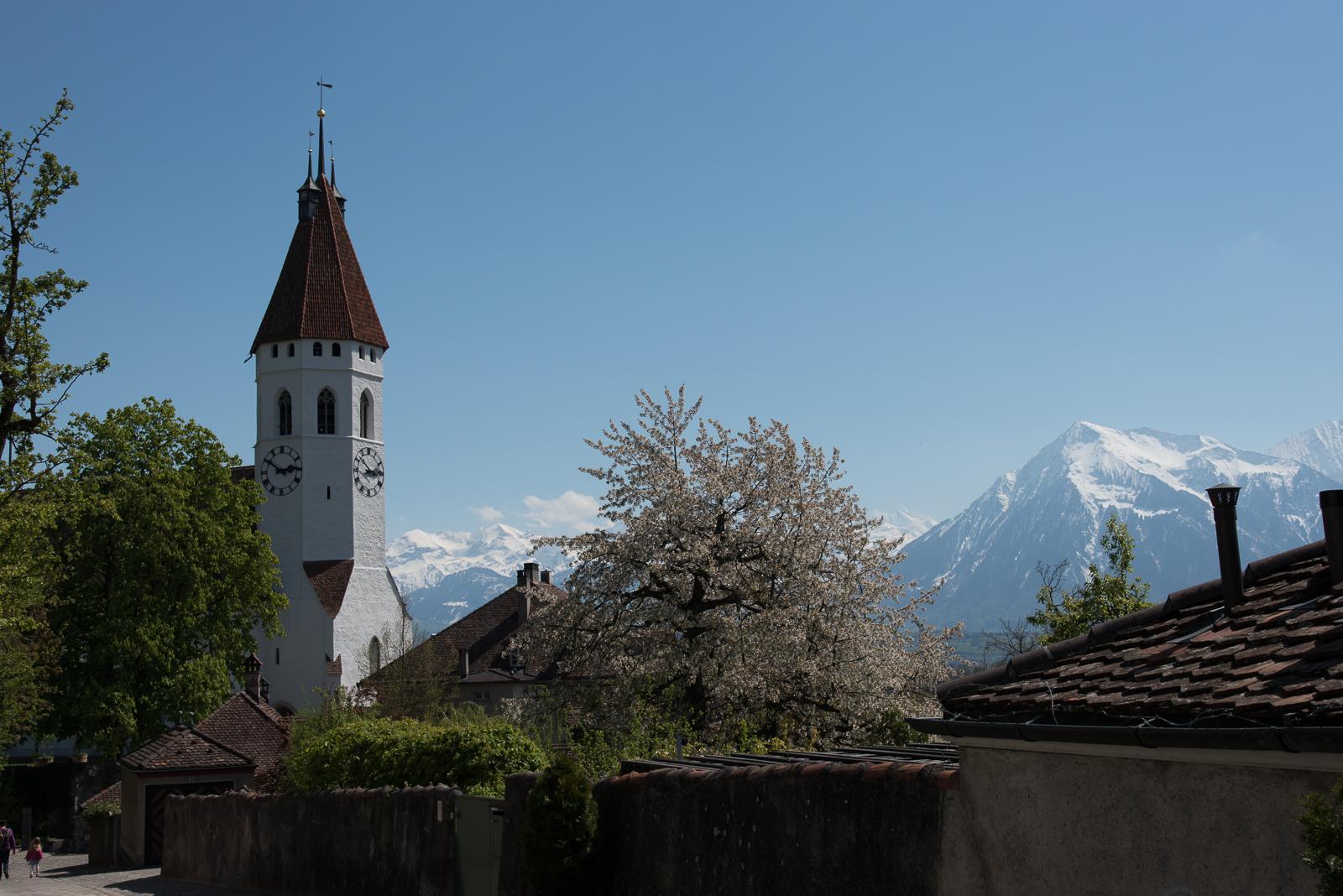 Thun - Burgkirche