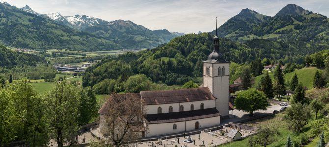 Fribourg und Gruyères