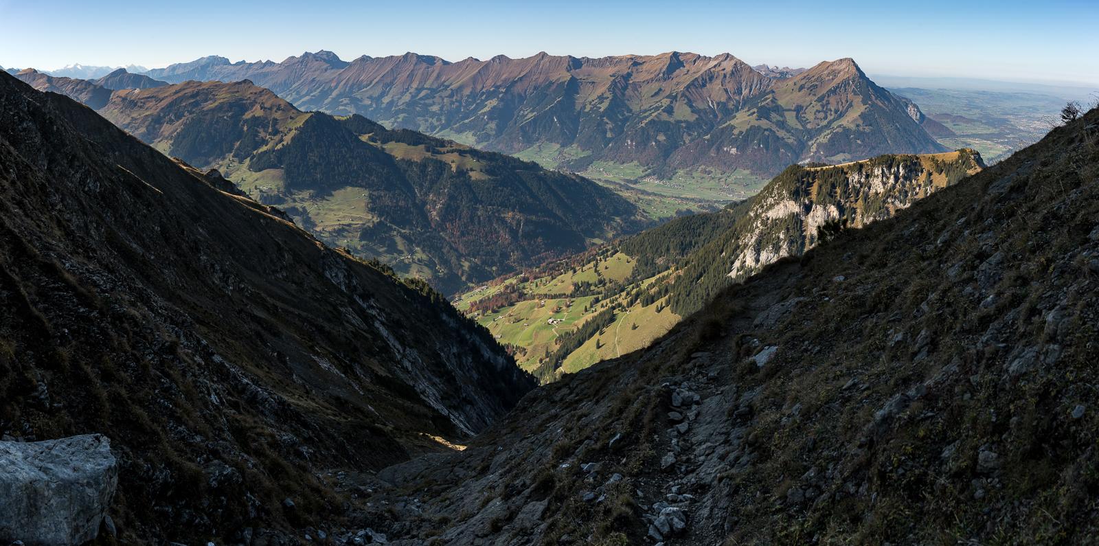 Im Bergschatten