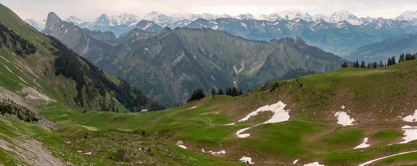 Stockhorn, Niesenkette, Alpen